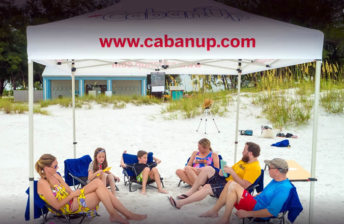 CabanUp Family Package
