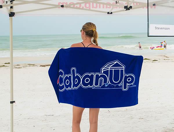 CabanUp Towels