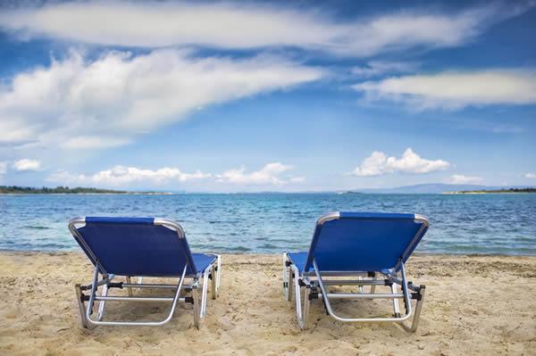 CabanUp Lie Flat Chairs